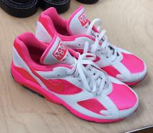 Nike Air Max Tr 180 Black Camo Volt Gum Sneaker Bar Detroit