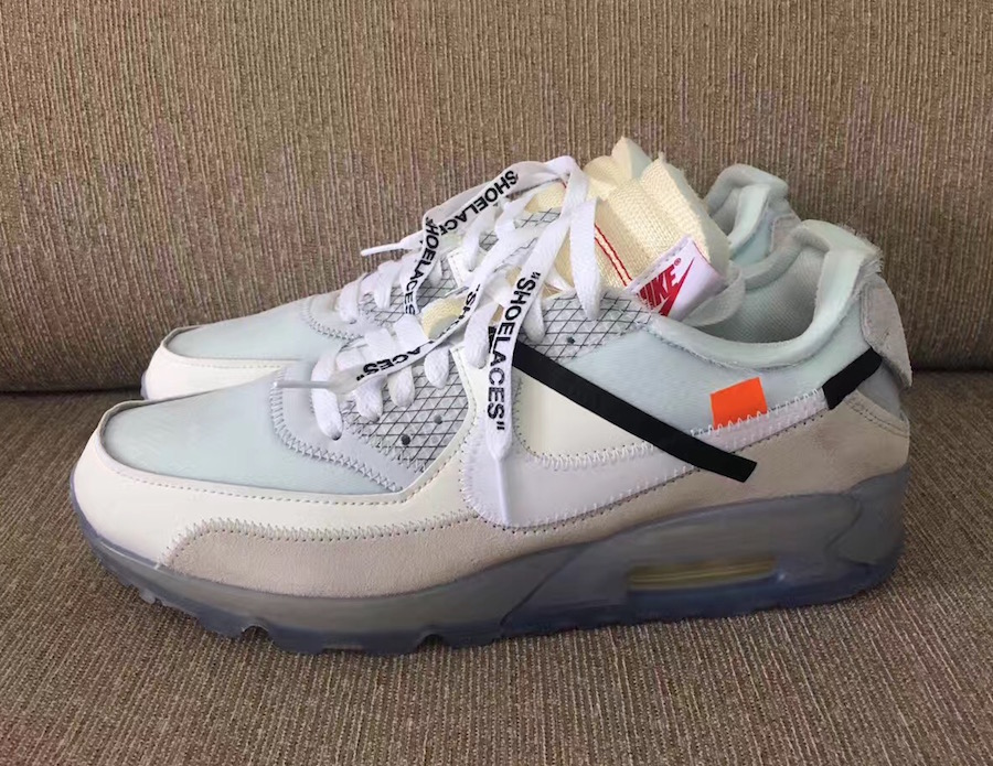 Off White Air Max 90 Laces Will These Air Max 90s Be The Last