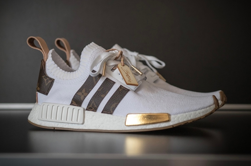 brand new 150ad ef3d2 Shoe Palace Adidas Nmd R1 25th Anniversary G26514 Release ...