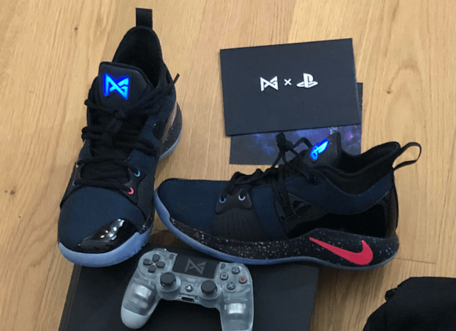 Nike PG 2 PlayStation Friends And Family Promo Pack