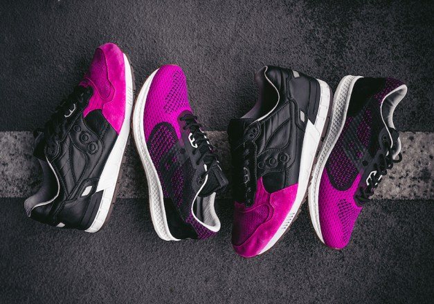 solebox Saucony Shadow 5000 EVR Pink Devil Release Date