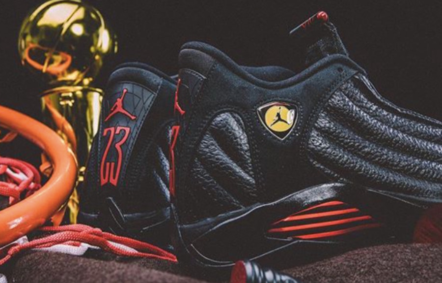 Air Jordan 14 Last Shot 2018 Retro 20th Anniversary