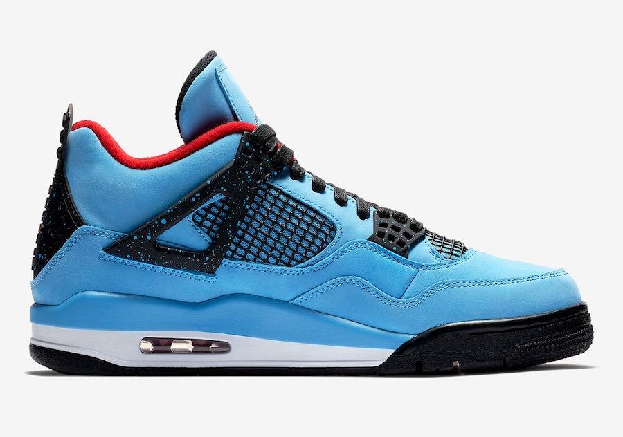 Air Jordan 4 Travis Scott Cactus Jack Release Date