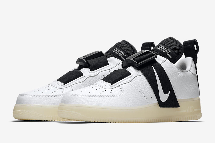 fc6d066a3c5 Amazing Nike Air Force 1 Utility Qs Release Date Sneaker Bar Detroit ...