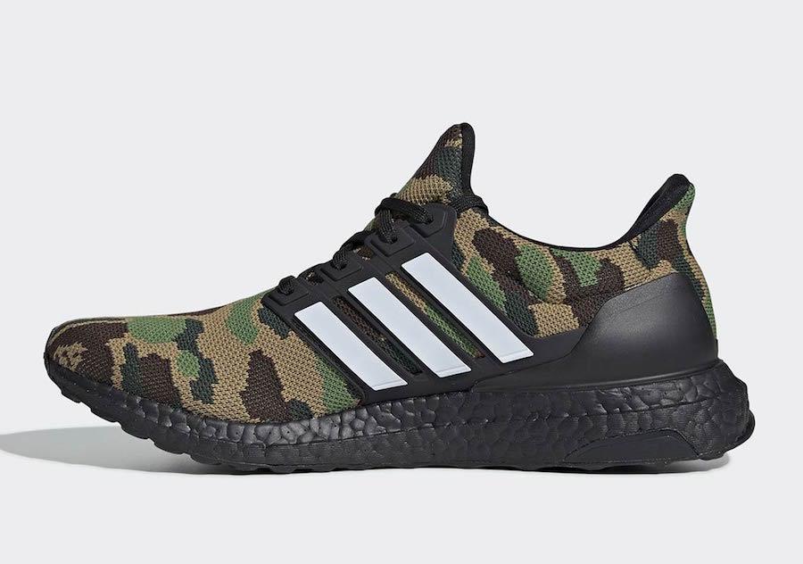 Adidas se une con Bape para dos nuevas Ultra boots. - Addicted Shoes Chile