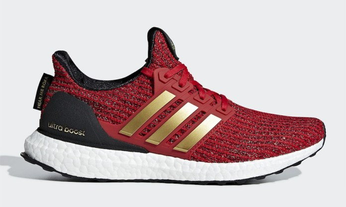 adidas Ultra Boost Game of Thrones House Lannister EE3710 Release Date