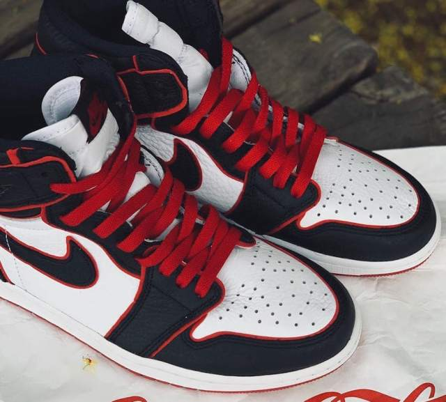 Air Jordan 1 Who Said Man Was Not Meant To Fly 555088-062 Release Date