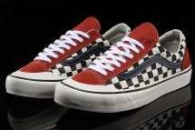 Vans Style 36 Sf Two-tone Salt Wash Checkerboard Release