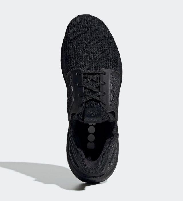 adidas Ultra Boost 2019 Triple Black G27508 Release Date
