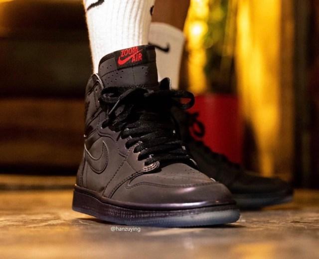 Air Jordan 1 High Zoom R2T BV0006-900 2019 Release Date On-Feet