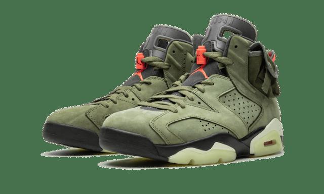 Air Jordan 6 Travis Scott CN1084-200 2019 Release Date