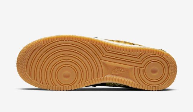 Travis Scott Nike Air Force 1 Low CN2405-900 2019 Release Date
