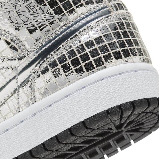 Air Jordan 1 Mid Disco Ball Release Date Price