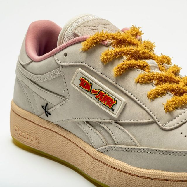 Reebok Club C Revenge Tom Jerry Release Date