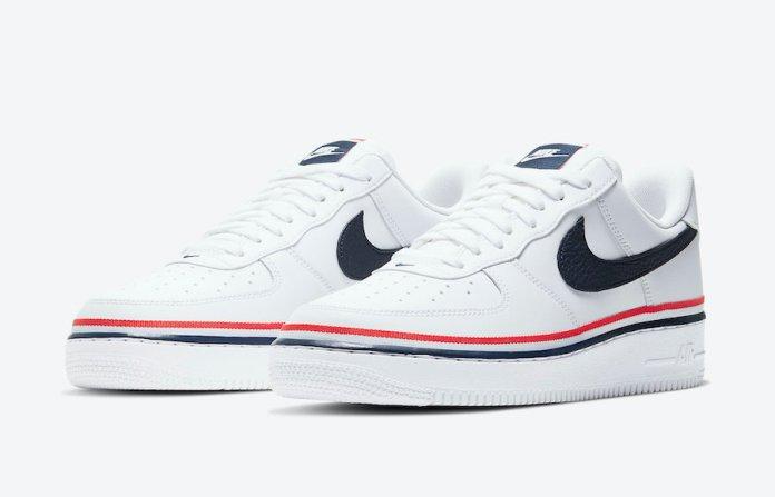 Nike Air Force 1 Low CJ1377-100 Release Date