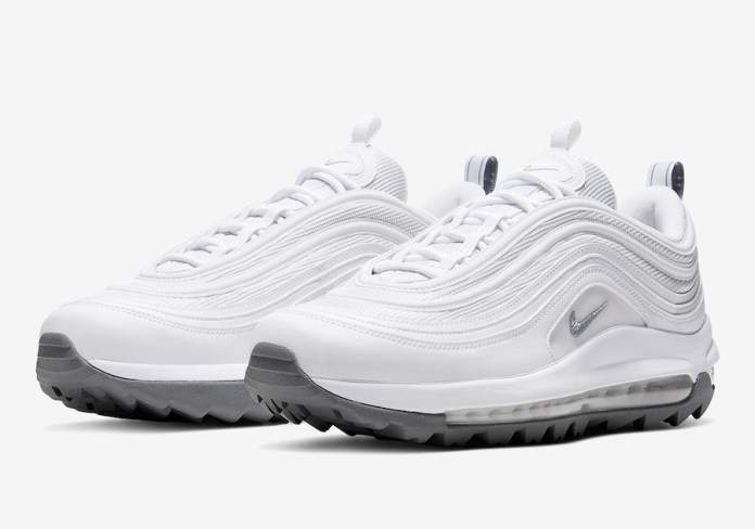 Nike Air Max 97 Golf White Grey CI7538-100 Release Date
