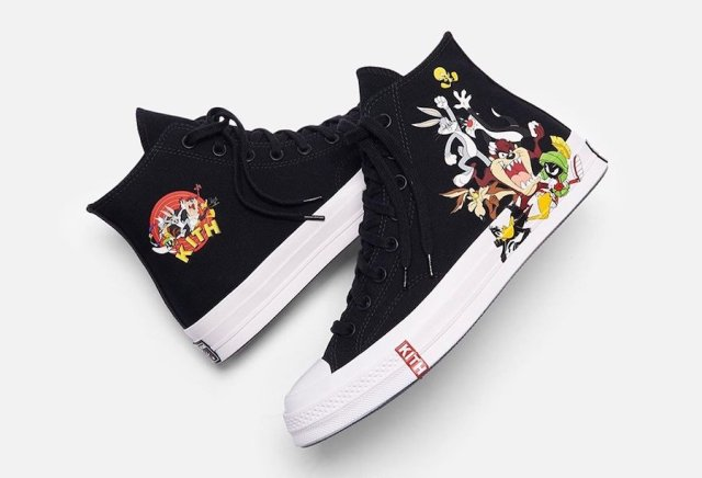 Kith Looney Tunes Converse Chuck 70 Release Date
