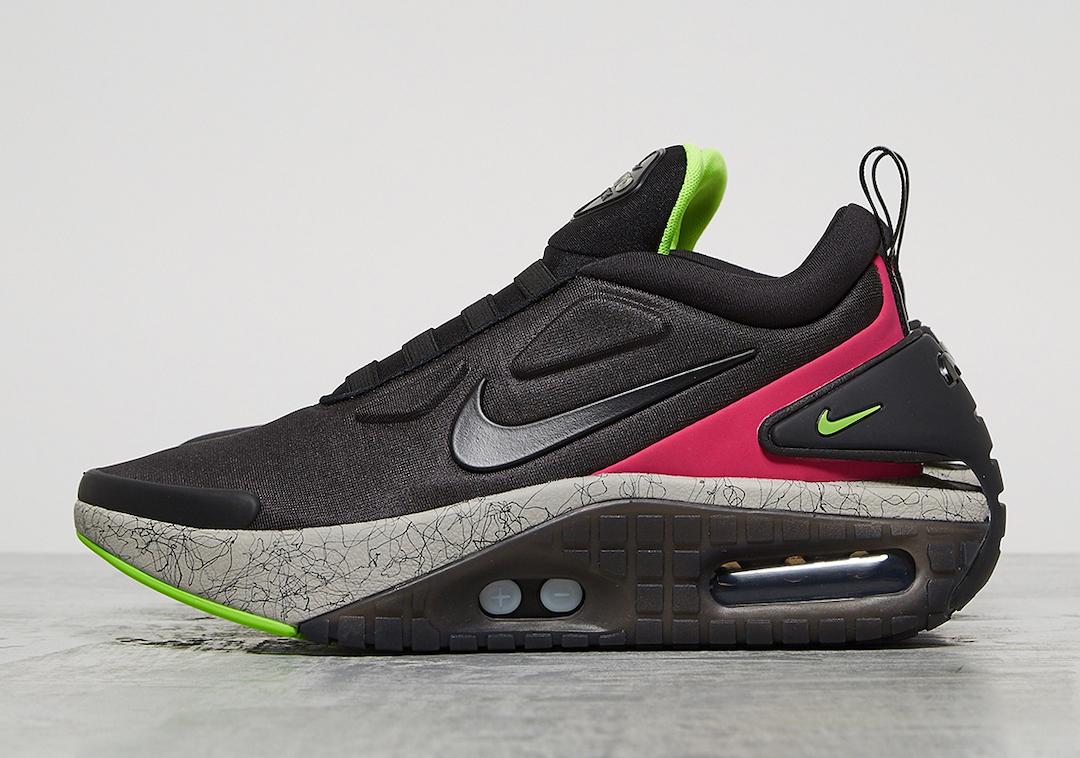 Nike Adapt Auto Max Fireberry CZ6804-001 Release Date - SBD