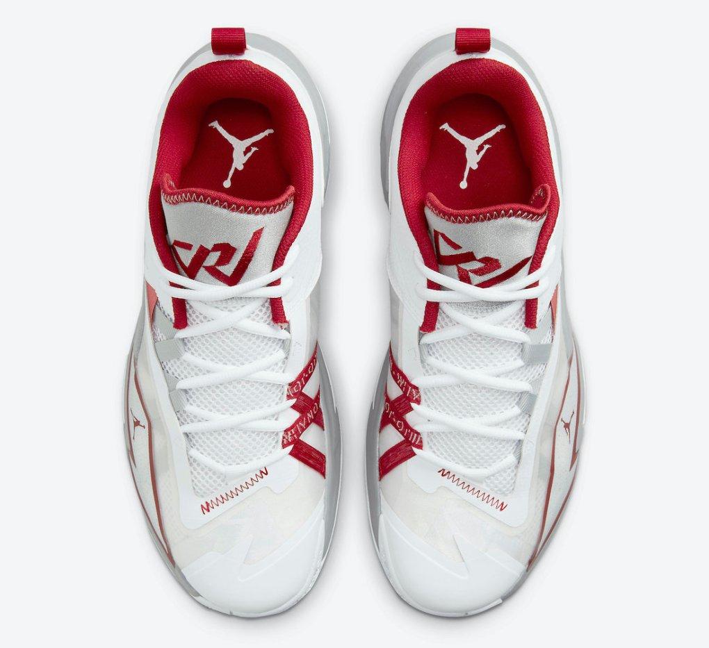 Jordan Westbrook One Take 3 Fire Red DC7701-100 Release Date