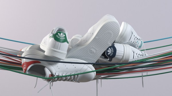 Adidas Stan Smith tribute
