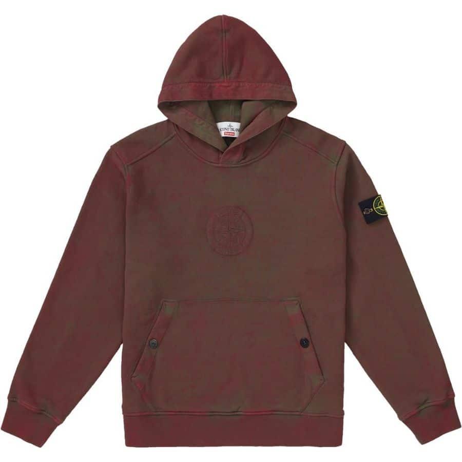 ao-supreme-stone-island-hooded-sweatshirt-ss19-red