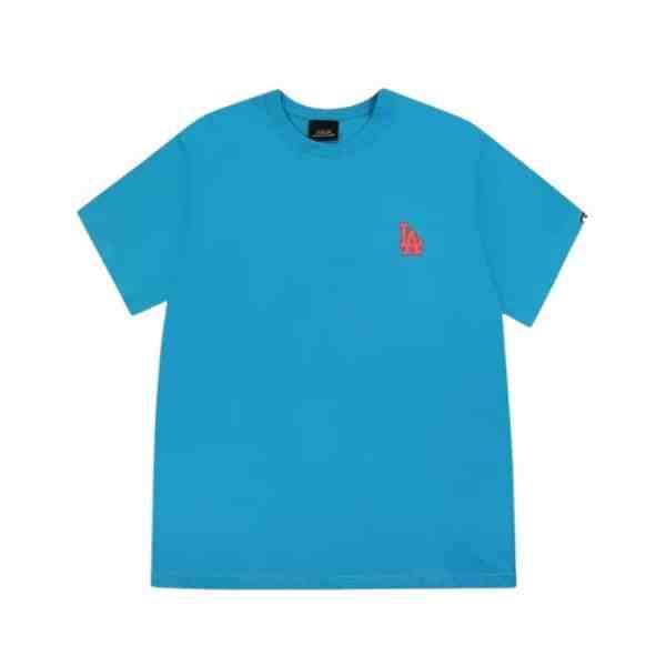 ao-thun-mlb-neon-art-big-logo-la-dodgers-blue-31tsn3031-07u