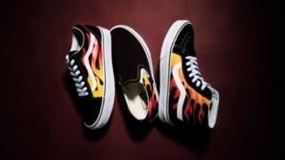 7月28日11:00~ ヴァンズ フレイムパック オンライン発売決定! – Vans Flame Pack –
