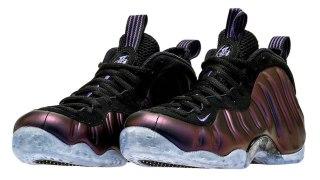 """8/25発売延期! ナイキ エア フォームポジット ワン """"エッグプラント""""-Nike Air Foamposite One """"Eggplant"""""""
