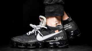 OFF-WHITE × ナイキ エア ヴェイパーマックス フライニット – OFF-WHITE × Nike Air VaporMax Flyknit –
