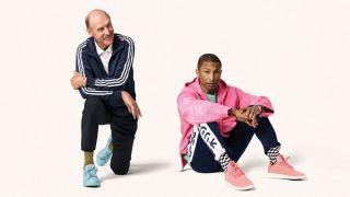"""ファレル・ウィリアムス x スタンスミス パステルパック– adidas Pharrell Williams Tennis Hu + Stan Smith """"Pastel Pack"""" –"""