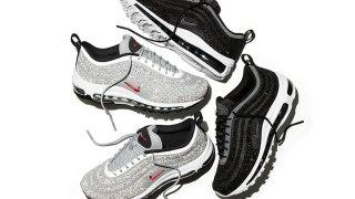"""9/7 ナイキ エア マックス 97 LX """"スワロフスキー"""" – Nike Air Max 97 LX """"SWAROVSKI"""" –"""