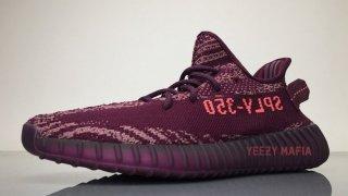 """12月発売予定 アディダス イージーブースト 350 V2 """"レッドナイト"""" / adidas Yeezy Boost 350 V2 """"Red Night"""""""