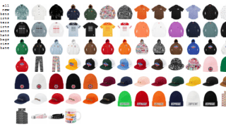 9/16 11:00 Supreme(シュプリーム) 2017 FW WEEK4 アイテム配置価格一覧&ヒステリックグラマー店舗抽選について / Supreme x Hysteric Glamour