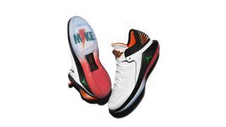"""【12/16】ナイキ エアジョーダン32 Low """"ゲータレード"""" / Nike Air Jordan xxx2 Low """"Gatorade"""" AH3347-100"""