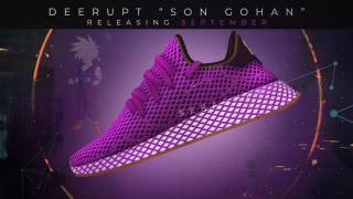 """【リーク】ドラゴンボール x アディダス """"孫悟飯"""" / Dragon Ball Z x adidas Deerupt """"SON GOHAN"""""""