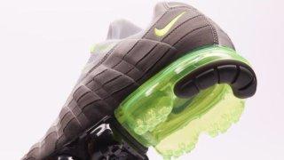 """【2018秋】ナイキ エアヴェイパーマックス95 / Nike Air VaporMax 95 """"Neon"""""""