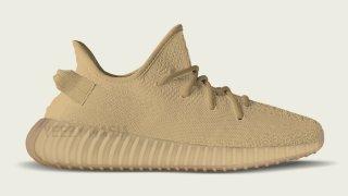 """【2018/6】イージーブースト350V2 / adidas Yeezy Boost 350 V2 """"Peanut Butter"""" F36980"""