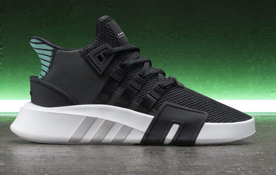 adidas eqt adv basketball ブラック