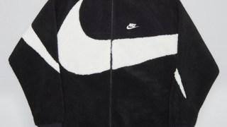 【2/1】ビッグスウッシュ Nike NSW VW Swoosh Woven Full Zip Jacket AJ2701-010