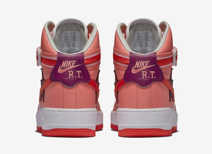 sports shoes 79561 fc744 モデル, Nike Air Force 1 High x RT