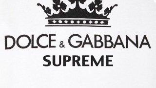 【リーク】シュプリーム x ドルチェ & ガッパーナ / Supreme x Dolce & Gabbana Collaboration 2018