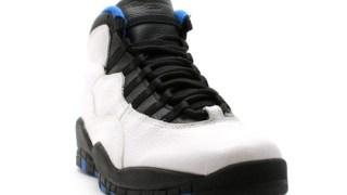 """【12/8】エアジョーダン10 オーランド 復刻 / Nike Air Jordan10 """"Orlando"""" 310805-108"""