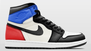 "【2018/12】エアジョーダン1 OG ニュートップ3 / Air Jordan 1 Retro High OG ""Top Three"" 555088-015"