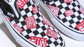 "【6/16】ビリーズ x ヴァンズ スリッポン Off The Wall Check / BILLY's Vans Slip-On ""Off The Wall Check"""