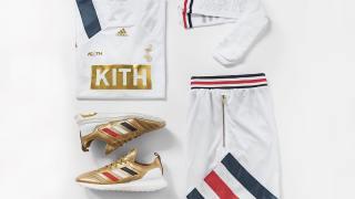 【近日発売】KITH x アディダス フットボールコレクション / Ronnie Fieg KITH x adidas Soccer Collection