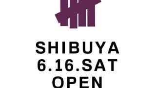 【6/16】UNDEFEATED 渋谷店オープン!! 発売リストが豪華な件