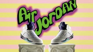 """【9/25】エアジョーダン5 NRG フレッシュプリンス / Air Jordan 5 NRG """"Fresh Prince"""" AV3919-135"""
