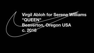 【アナウンス】ナイキ x ヴァージル・アブロー オフホワイト For セリーナ・ウィリアムズ / NIKE x VIRGIL ABLOH For Serena Williams