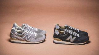 【9/1】ニューバランス996 30周年記念モデル / New Balance 996 30th Anniversary M996 DK, M996 EK