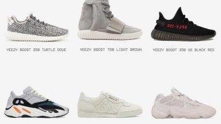 【リストックか!?】アディダス イージー アーカイブコレクションお披露目 / Archive Of adidas Yeezy